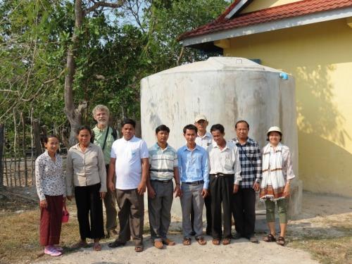 Plong School Rainwater System Committee